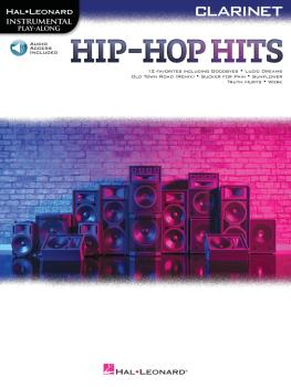 Hip-Hop Hits (for Clarinet) (HL-00328209)