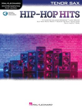 Hip-Hop Hits (for Tenor Sax) (HL-00328211)