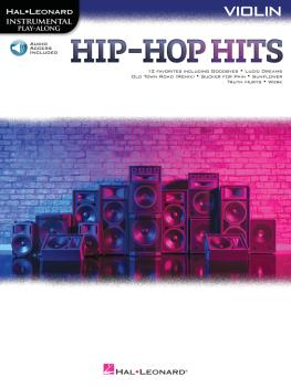 Hip-Hop Hits (for Violin) (HL-00328215)