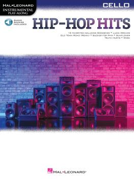 Hip-Hop Hits (for Cello) (HL-00328218)