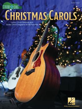 Christmas Carols - Strum & Sing Guitar (HL-00348351)