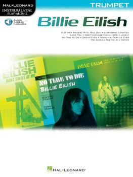 Billie Eilish: Trumpet Instrumental Play-Along Pack (HL-00345652)