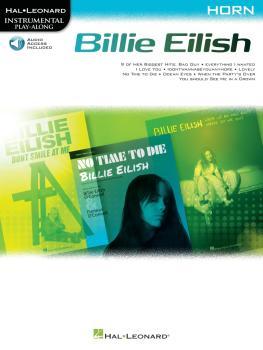 Billie Eilish: Horn Instrumental Play-Along Pack (HL-00345653)