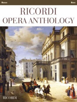 Ricordi Opera Anthology (Bass) (HL-50602121)