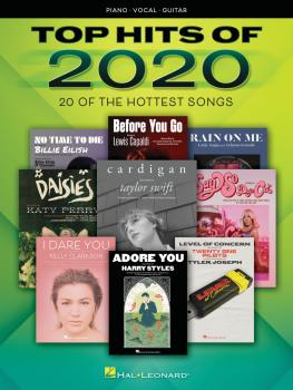 Top Hits of 2020: 20 of the Hottest Songs (HL-00355551)