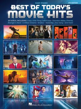Best of Today's Movie Hits - 4th Edition (HL-00338184)