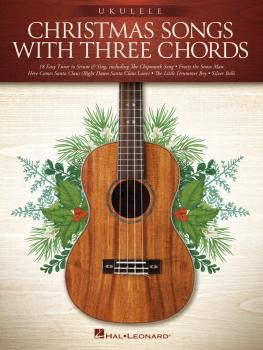 Christmas Songs with Three Chords (HL-00348428)
