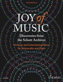 Joy of Music - Discoveries from the Schott Archives: Virtuoso and Ente (HL-49046500)