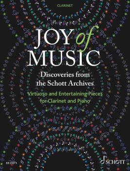 Joy of Music - Discoveries from the Schott Archives: Virtuoso and Ente (HL-49046501)