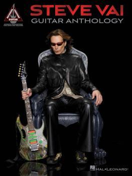 Steve Vai - Guitar Anthology (HL-00156024)