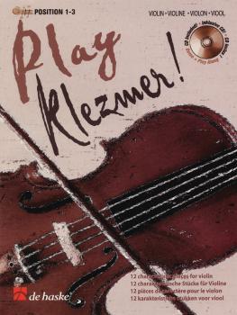 Play Klezmer! Violin: 12 Characteristic Pieces for Violin (HL-44001539)