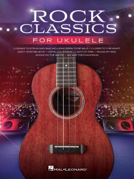 Rock Classics for Ukulele (HL-00328172)