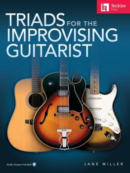 Triads for the Improvising Guitarist (HL-00284857)