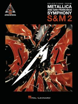 Selections from Metallica and San Francisco Symphony - S&M 2 (HL-00357612)