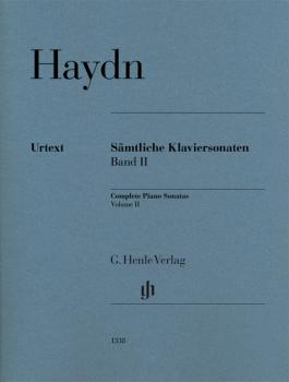 Complete Piano Sonatas, Volume II: Revised Edition for Piano Solo with (HL-51481338)