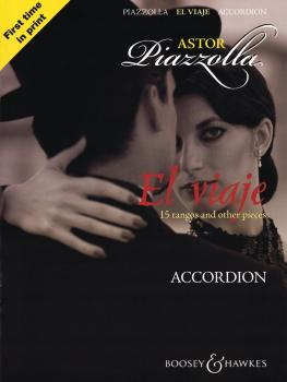 El viaje: 15 Tangos and Other Pieces for Accordion (HL-48020891)