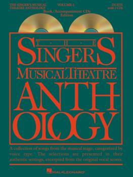Singer's Musical Theatre Anthology - Volume 1: Duets Book/2 CDs Pack (HL-00000487)