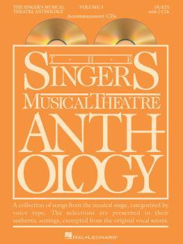 Singer's Musical Theatre Anthology Duets Volume 3 (Accompaniment CDs) (HL-00001161)