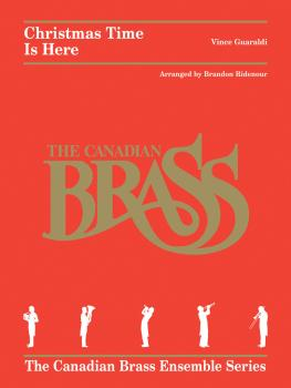 Christmas Time Is Here (Brass Quintet) (HL-00102050)
