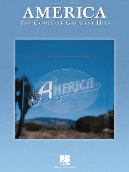 America - The Complete Greatest Hits (HL-00110575)