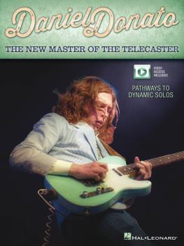 Daniel Donato - The New Master of the Telecaster: Pathways to Dynamic  (HL-00121923)
