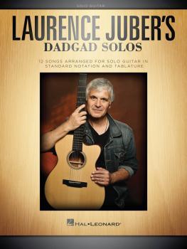 Laurence Juber's DADGAD Solos (HL-00122217)