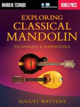 Exploring Classical Mandolin: Technique & Repertoire (HL-00125040)
