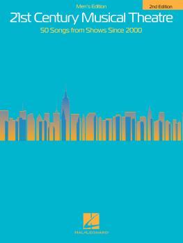 21st Century Musical Theatre: Men's Voices - Second Edition: 21st Cent (HL-00130465)