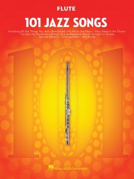 101 Jazz Songs for Flute (HL-00146363)
