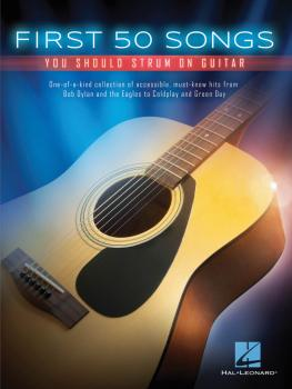 First 50 Songs You Should Strum on Guitar (HL-00148996)