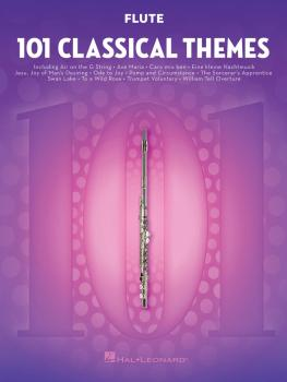 101 Classical Themes for Flute (HL-00155315)