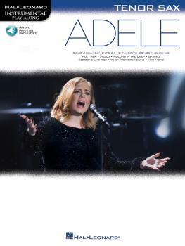 Adele (Tenor Sax) (HL-00159653)