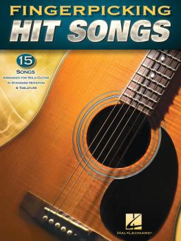 Fingerpicking Hit Songs (HL-00160195)