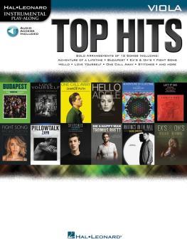 Top Hits (Viola) (HL-00171111)