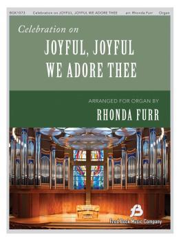 Celebration on Joyful, Joyful We Adore Thee (HL-00171355)