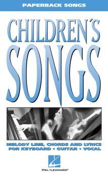 Children's Songs (HL-00240149)