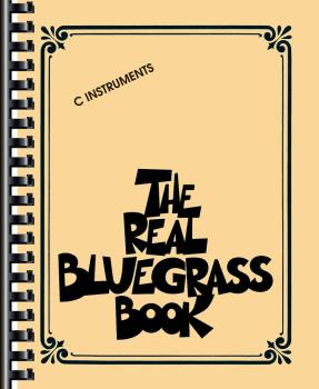 The Real Bluegrass Book (C Instruments) (HL-00310910)