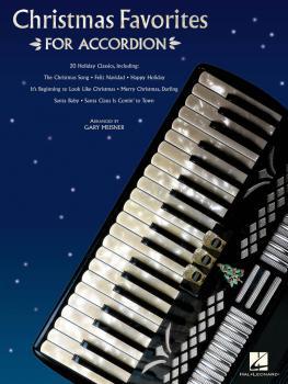 Christmas Favorites for Accordion (HL-00311338)