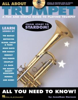 All About Trumpet: A Fun and Simple Guide to Playing Trumpet (HL-00311384)