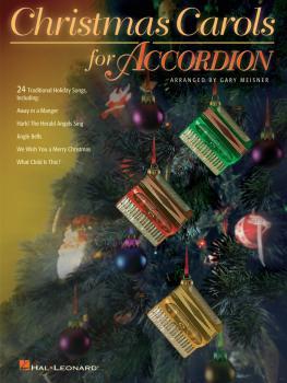 Christmas Carols for Accordion (HL-00311441)