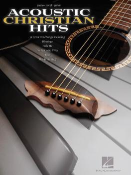 Acoustic Christian Hits (HL-00312550)