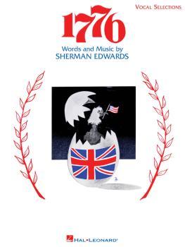 1776: P/V/G Vocal Selections (HL-00313274)