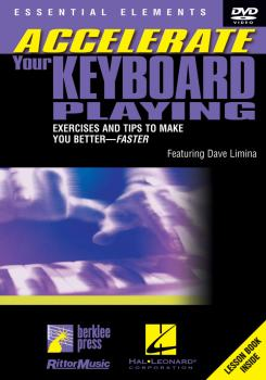 Accelerate Your Keyboard Playing: Exercises and Tips to Make You Bette (HL-00320460)