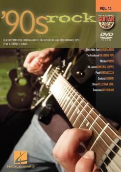 '90s Rock: Guitar Play-Along DVD Volume 10 (HL-00320526)