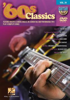 '60s Classics: Guitar Play-Along DVD Volume 24 (HL-00320880)