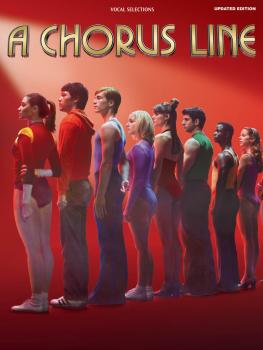 A Chorus Line - Updated Edition (Vocal Selections) (HL-00383312)