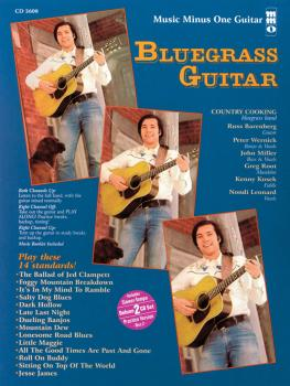 Bluegrass Guitar (Deluxe 2-CD Set) (HL-00400405)