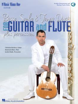 Bossa, Samba & Tango Duets for Guitar and Flute: Music Minus One GUITA (HL-00400719)