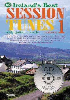 110 Ireland's Best Session Tunes - Volume 1 (with Guitar Chords) (HL-00634213)