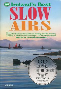 110 Ireland's Best Slow Airs (HL-00634217)